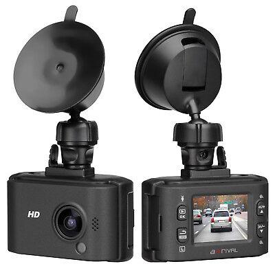 a-rival Car Cam CQN6 Kamera ̶ 2,1 Megapixel, 3,8 cm/1,5 Zoll Display, 512MB GPS 8 Cam