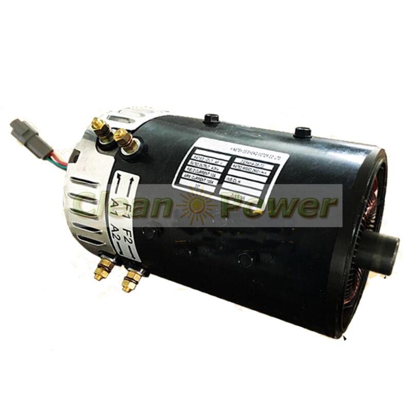 ZQS48-4.0-T1 Motor 48V 4KW