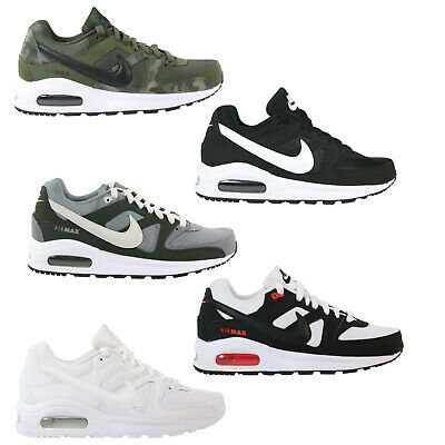 Schuhe NIKE Air Max Command Flex (GS) 844346 101 WhiteWhiteWhite