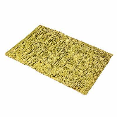 Green Shag 2x3' Door Mat Rug Soft Shaggy Doormat  for Bathro