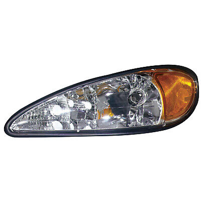 TYC Headlight Driver Side for 1999-2005 Pontiac Grand -