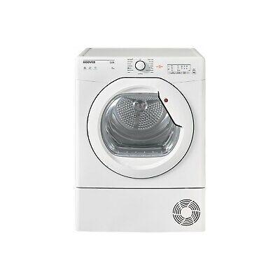 Hoover HLC8LG-80 8kg Freestanding Condenser Tumble Dryer - White
