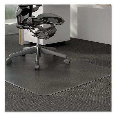 Universal Studded Chair Mat For Low Pile Carpet 46 X 60 Clear Mat4660clpr