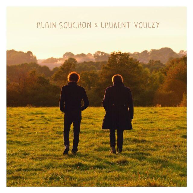 ALAIN & VOULZY,LAURENT SOUCHON-ALAIN SOUCHON & LAURENT VOULZY CD 12 TRACKS NEU