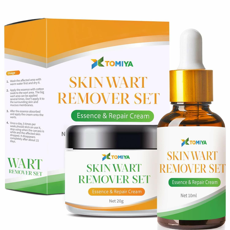 Skin Tag Remover Wart Remover Skin Tag Wart Mole Quita Verru