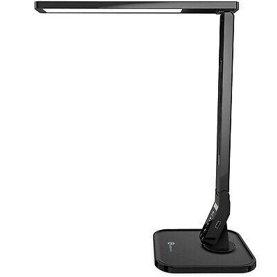 TaoTronics LED Desk Lamp with USB Charging Port, 4 Lighting