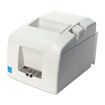 Star Micronics Tsp654iibi2 Bluetooth Thermal Receipt Printer White