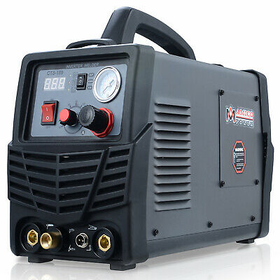 Amico Cts-160 3-in-1 Combo Plasma Cutter Hf-tig Arc Stick Dc Inverter Welder