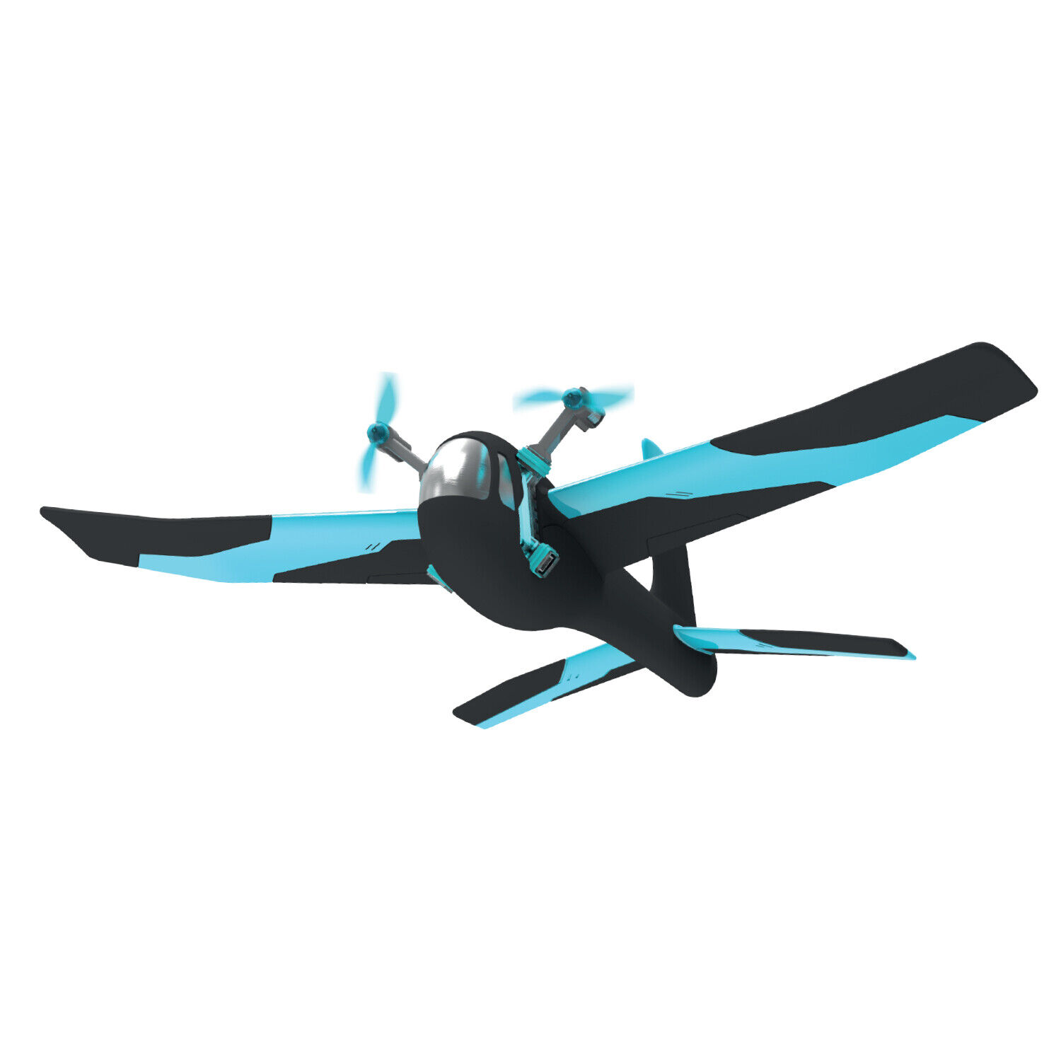SmartCore 6 Separate Models RC Kit - Three Land Vehicles and Three Sky Vehicles 2