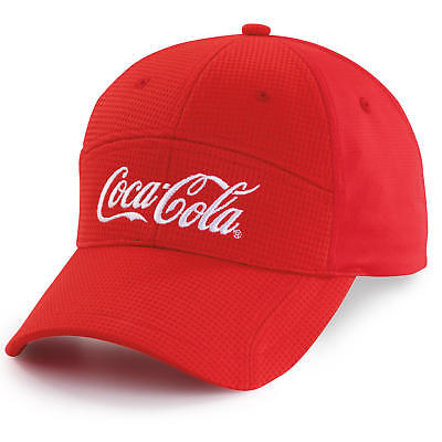 Coca Cola Coke Red Script Hat New Cap