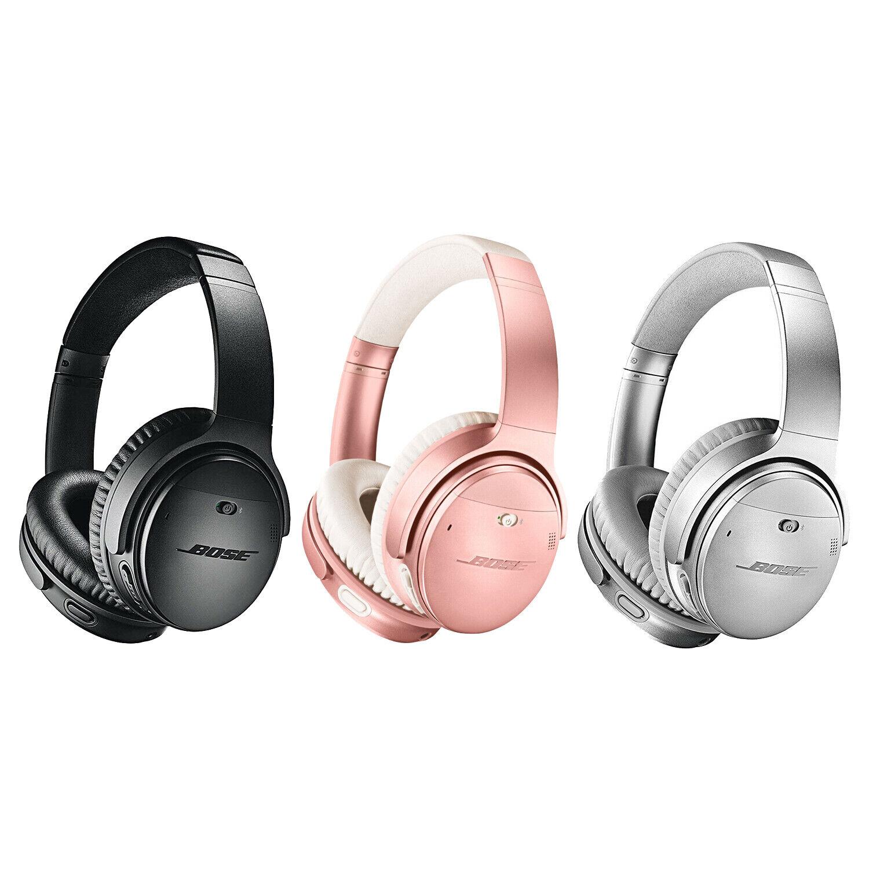 Bose QuietComfort 35 Series II Wireless Noise Cancelling Hea