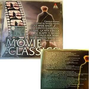 TELDEC-MOVIE-CLASSICS-Double-CD-Used