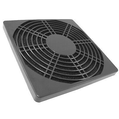 Kunststoff Lüftergitter (AAB Cooling Staubfilter für Gehäuse Lüftergitter Kunststoff Gehaeuselüfter)