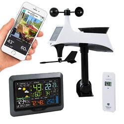 S84060 La Crosse Technology Remote Monitoring Color Weather Station Refurbished