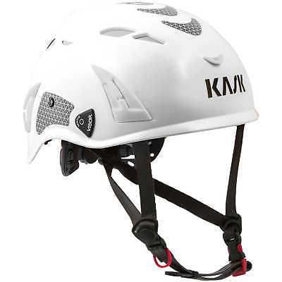 Kask AHE00006-201 Helmet Superplasma PL HI VIZ Size 51-62 cm in White