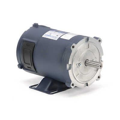 Leeson Electric Motor 108050.00 13 Hp 1800 Rpm 24 Volt Vdc Dc 56c Frame