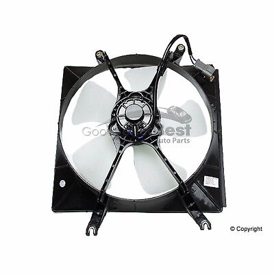 - One New Performance Radiator Engine Cooling Fan Motor 600260 19000P72003