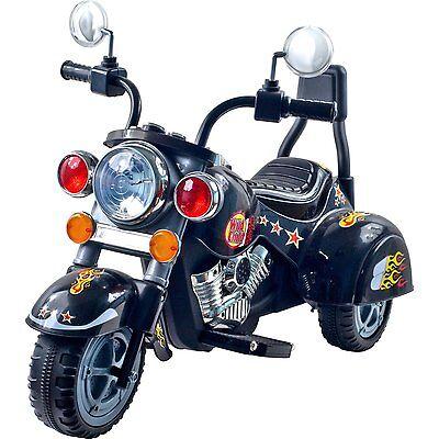 Electric Child Motorcycle Harley Davidson Battery Operated Bike Electronic Motor