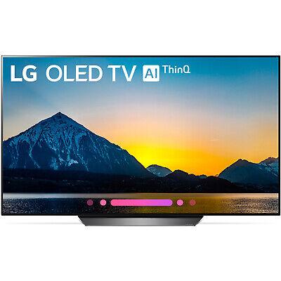 """LG OLED55B8PUA 55"""" Class B8 OLED 4K HDR AI Smart TV"""