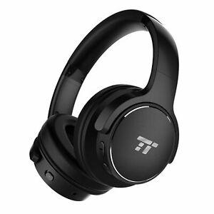 TaoTronics TT-BH040 Active Noise Cancelling Foldable Bluetoo