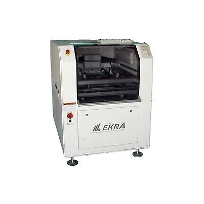 Ekra X5 Automatic Solder Paste Screen Stencil Printer For Electronic Component