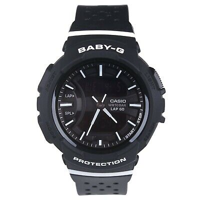 Casio Baby-G Two-Tone Series Black and White Watch BGA-240-1A