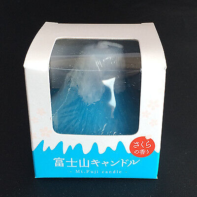 Japanese Mt.Fuji shaped scented candle from Japan