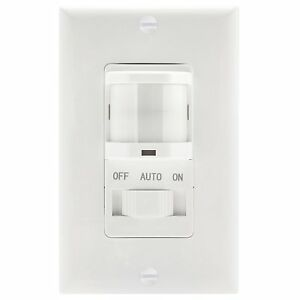 TopGreener TSOS5 PIR Indoor Motion Sensor Light Switch Occupancy Detector