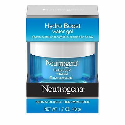 Neutrogena Hydro Boost Water Face Gel Moisturizer, 1.7 Oz Face Moisturizing Gel