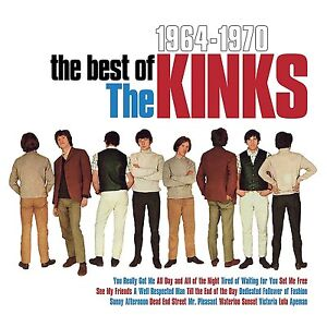 THE KINKS - BEST OF THE KINKS 1964-1970 (LP Vinyl) sealed