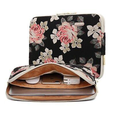 Mac Pro Case Book 13 Inch Computer Airbook Travel Soft Zipper Bags For Women