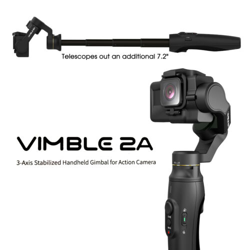 FeiyuTech Vimble 2A Gimbal 3-Axis Stabilizer Selfie Stick fo