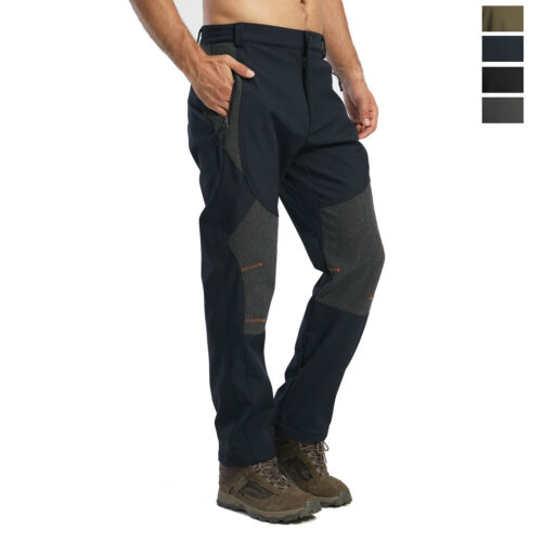 Tactical Men's Outdoor Ski Snowboard Hiking Pants Insulated