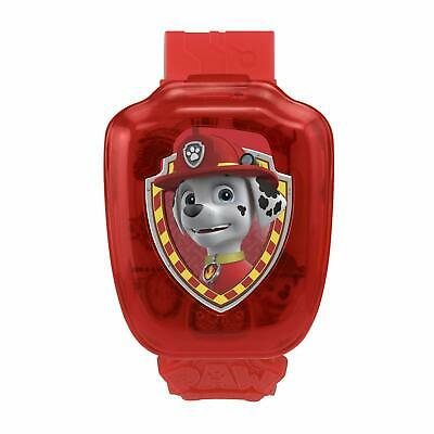 PAW Patrol Marshall Red Learning Watch Nick Jr. Character VTech Watch - Nick Jr Characters