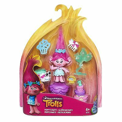Dreamworks Trolls Movie, Troll Town Story Pack - Poppy's Party