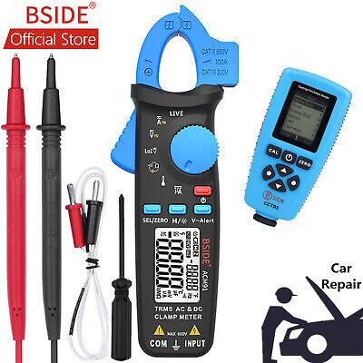 Bside Digital Clamp Meterthickness Gauge Paint Tester Car Repair Multimeter Kit