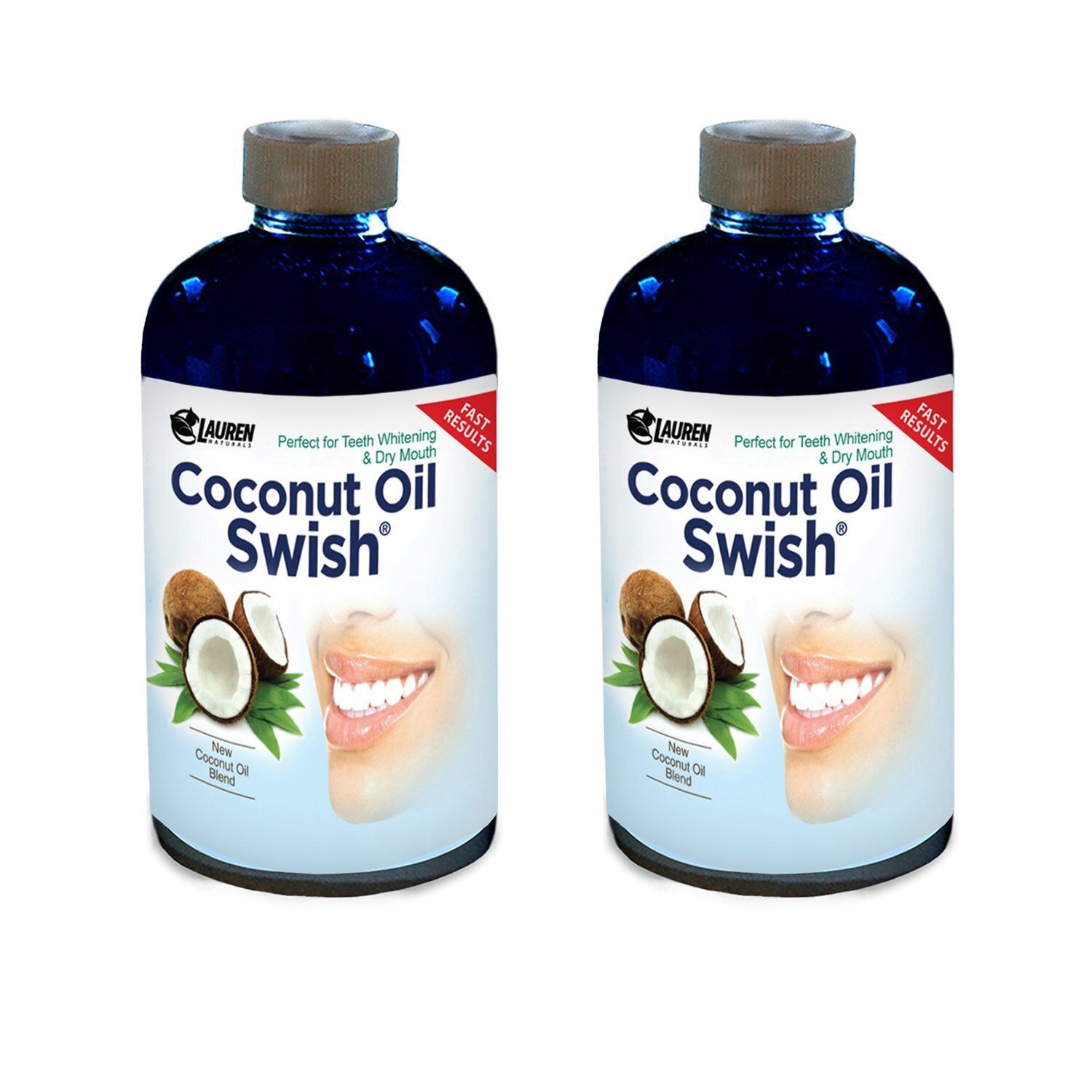 Oil Pulling Coconut Oil and Mouthwash: Excellent for Teeth W