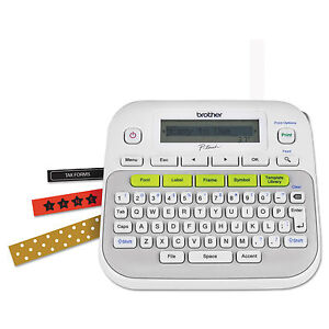 Brother P-Touch PT-D210 Easy-to-Use Label Maker Free Shippin