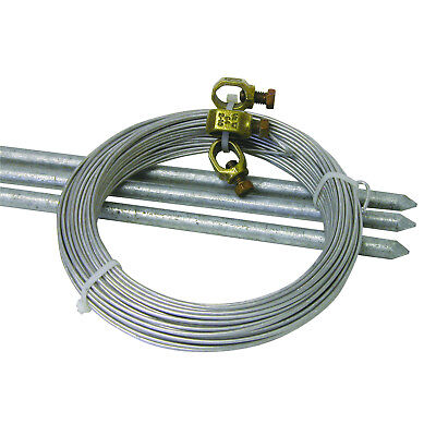 Field Guardian Complete Grounding Kit 6ft 900125 814421012159