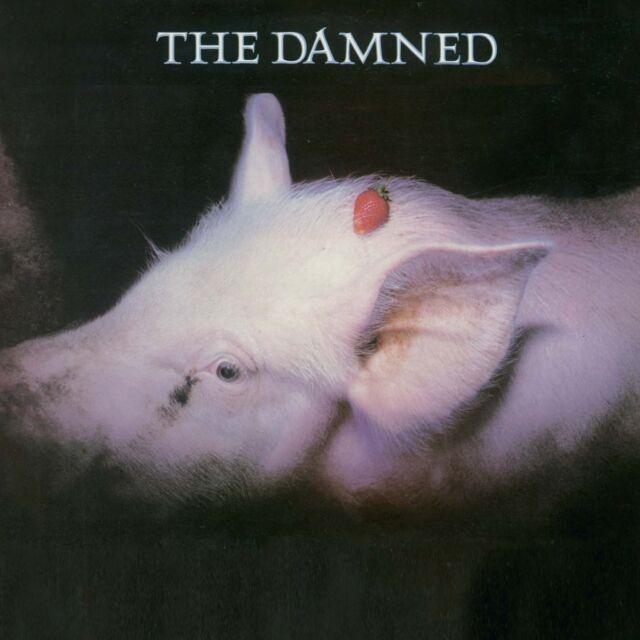 THE DAMNED - STRAWBERRIES  VINYL LP NEU