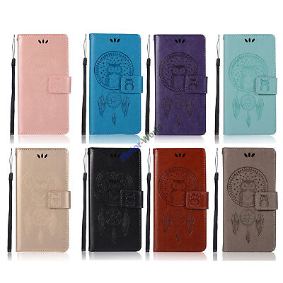 For Alcatel U5 4G Mobile Phone Leather Wallet Flip Book Stand View Case Cover