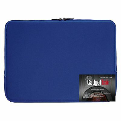 Blue 15 15.6 inch Neoprene Laptop Sleeve Bag Carrying Case Water Resistant NEW for sale  Shipping to South Africa