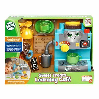 LeapFrog  Sweet Treats Learning Café Toy