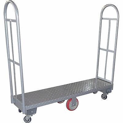 Heavy Duty U-boat High End Narrow Aisle Platform Truck Hand Cart New