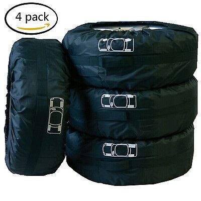 Vehicle replacement tires in summer and winter large size protector case 16-22''