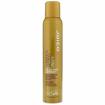 Joico K-Pak Color Therapy Dry Oil Spray 6 oz