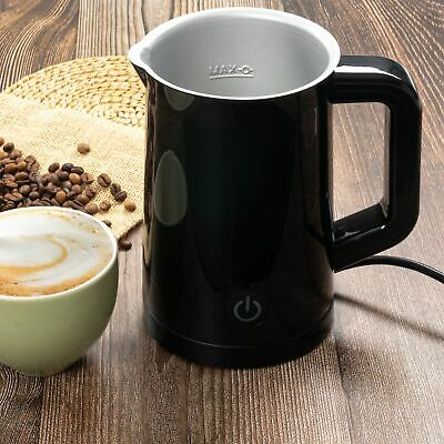 Home Treats Milk Frother with Base for Milk, Coffee, Hot Chocolate