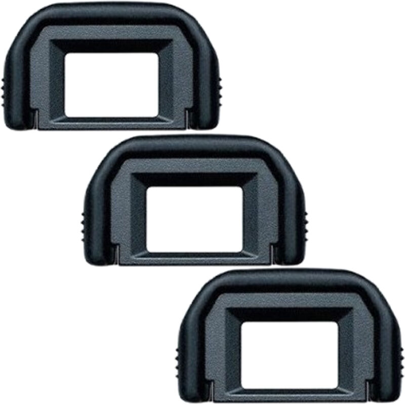3x Eyepiece / Eyecup (Canon EF Replacement) for CANON Rebel DSLR Cameras