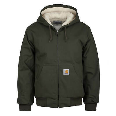 Mentley Jacket Carhartt WIP Winterjacken in cypress für