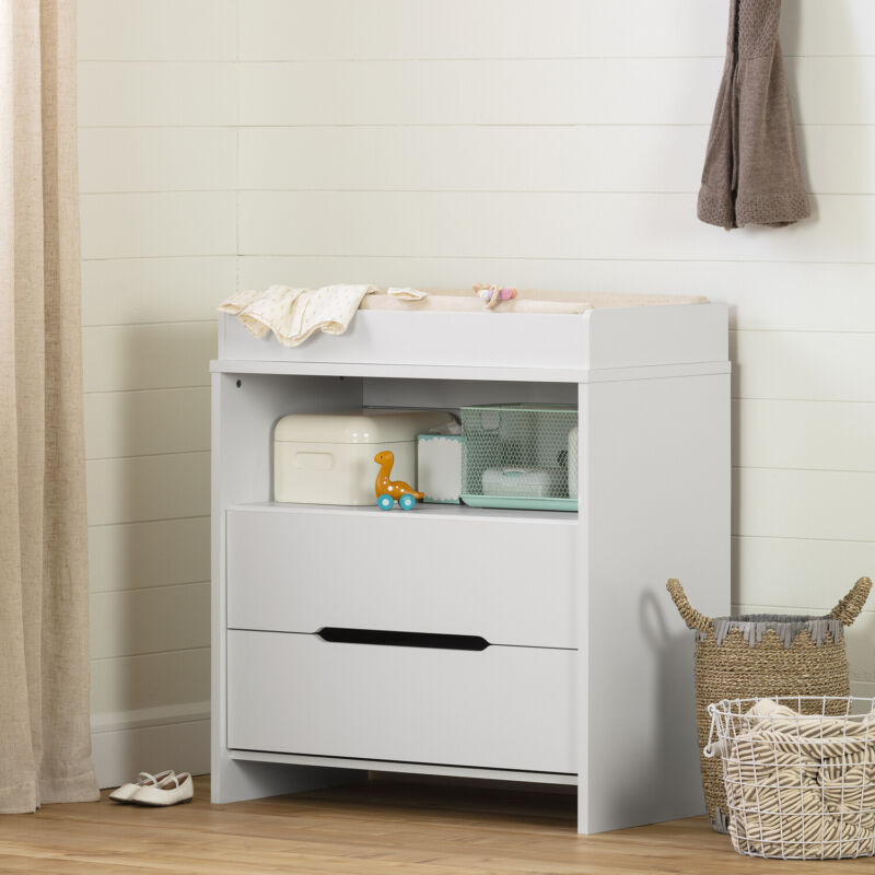 South Shore Cookie Nursery Changing table